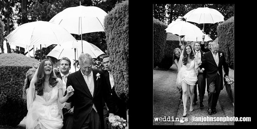 Rousham wedding