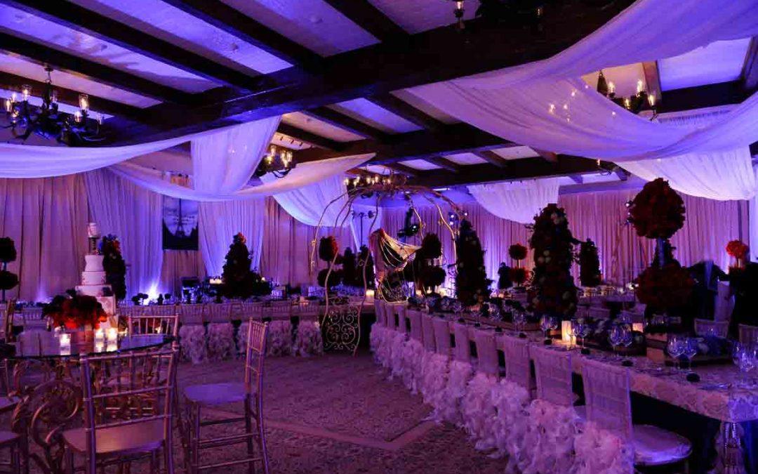 The Riviera Country Club Venue
