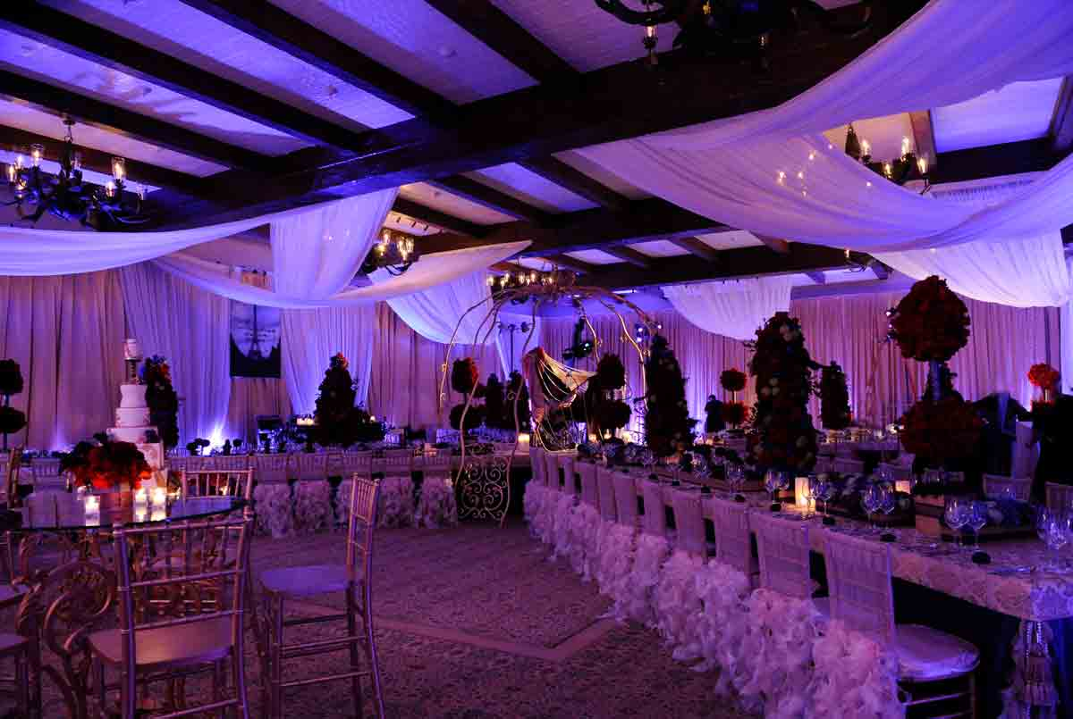 The Riviera Country Club Venue