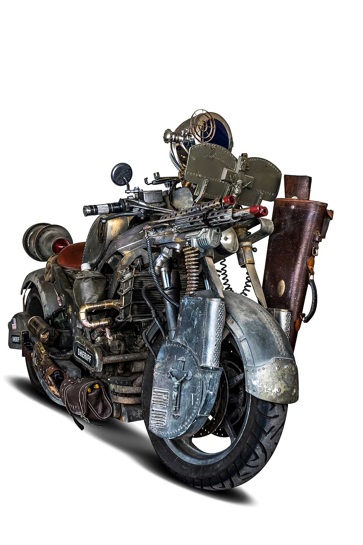 mad max motorbike